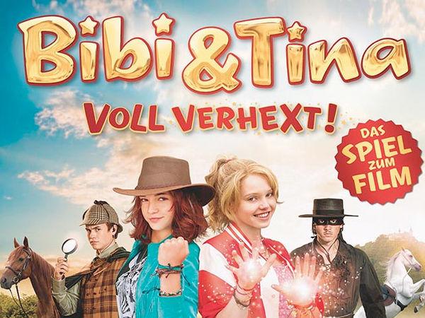 Bild zu Alle Brettspiele-Spiel Bibi & Tina: Voll verhext - Das Spiel zum Film