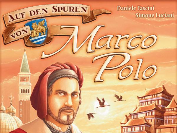 Bild zu Alle Brettspiele-Spiel Auf den Spuren von Marco Polo