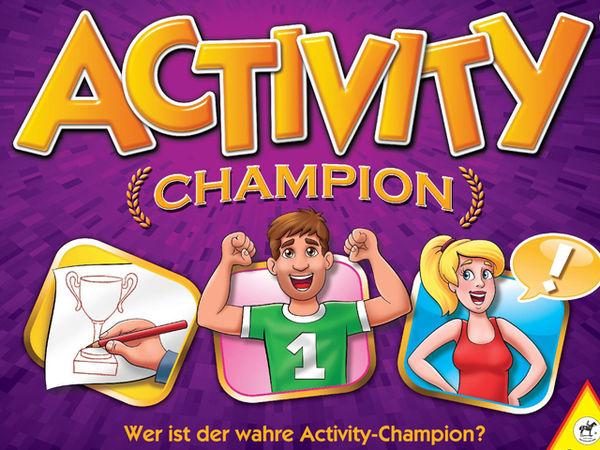 Bild zu Alle Brettspiele-Spiel Activity Champion