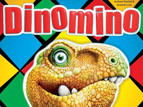 Bild zu Frühjahrs-Neuheiten-Spiel Dinomino