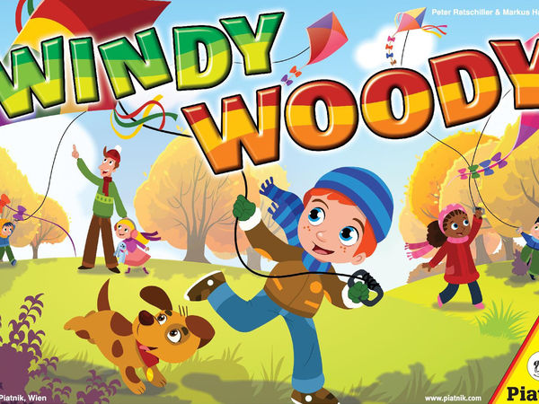 Bild zu Frühjahrs-Neuheiten-Spiel Windy Woody