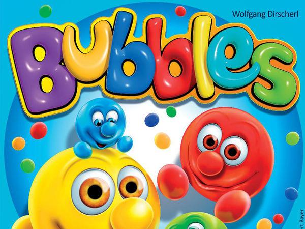 Bild zu Frühjahrs-Neuheiten-Spiel Bubbles