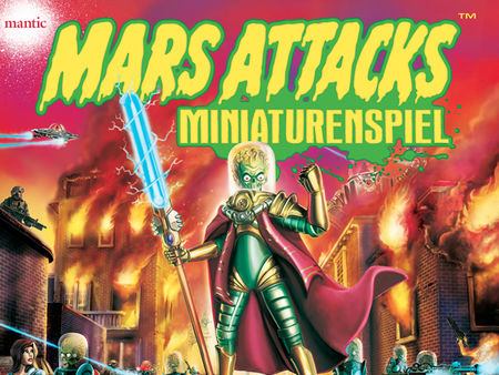 Mars Attacks: Miniaturenspiel