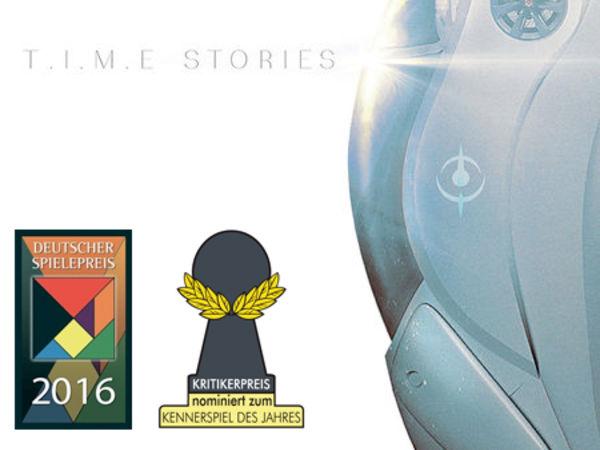 Bild zu Alle Brettspiele-Spiel T.I.M.E. Stories