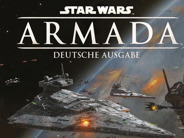 Bild zu Alle Brettspiele-Spiel Star Wars: Armada