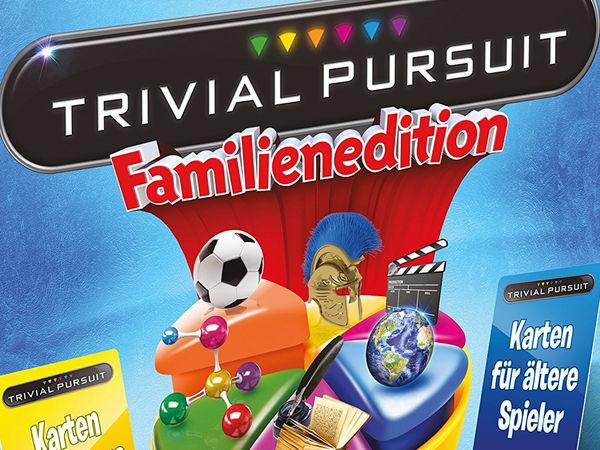 Bild zu Alle Brettspiele-Spiel Trivial Pursuit: Familienedition