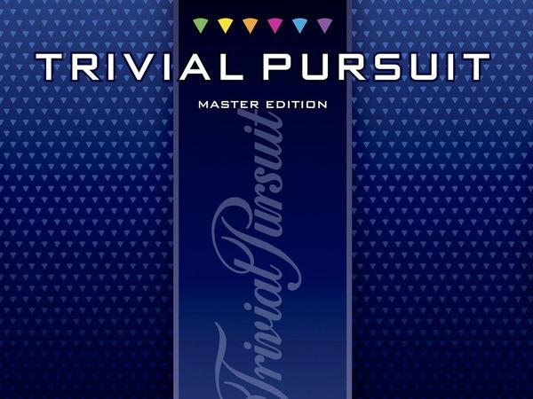 Bild zu Alle Brettspiele-Spiel Trivial Pursuit: Master Edition