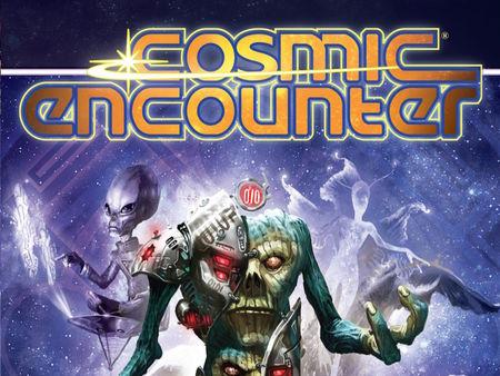 Cosmic Encounter: Kosmischer Angriff
