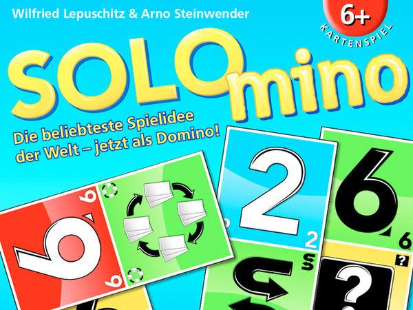 Bild zu Alle Brettspiele-Spiel SOLOmino