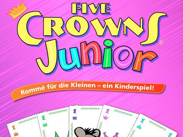 Bild zu Alle Brettspiele-Spiel Five Crowns Junior