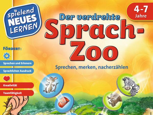 Bild zu Alle Brettspiele-Spiel Der verdrehte Sprach-Zoo