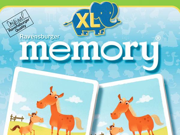 Bild zu Alle Brettspiele-Spiel XL Memory: Tiere