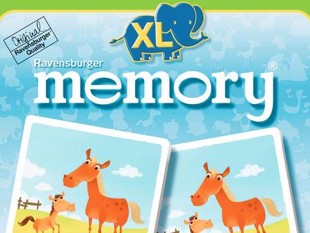 XL Memory: Tiere
