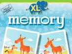 Vorschaubild zu Spiel XL Memory: Tiere