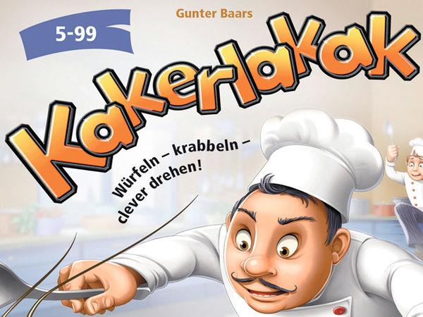 Bild zu Alle Brettspiele-Spiel Kakerlakak: Mitbringspiel