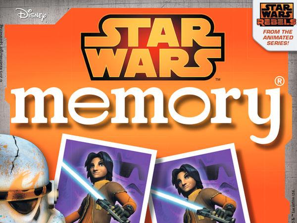 Bild zu Alle Brettspiele-Spiel Star Wars Rebels: Memory