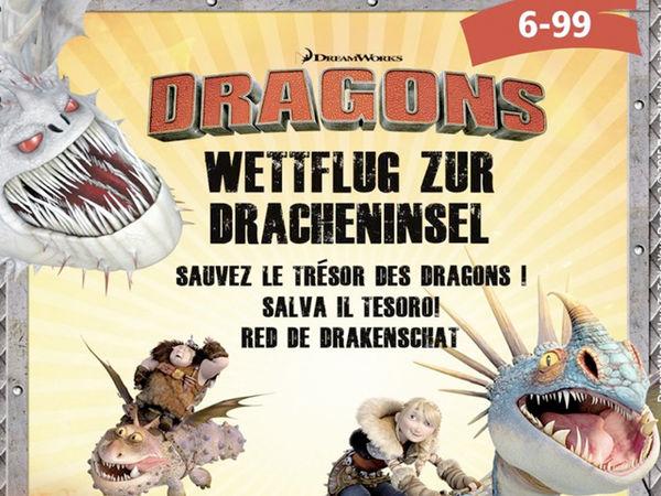 Bild zu Alle Brettspiele-Spiel Dragons: Wettflug zur Dracheninsel