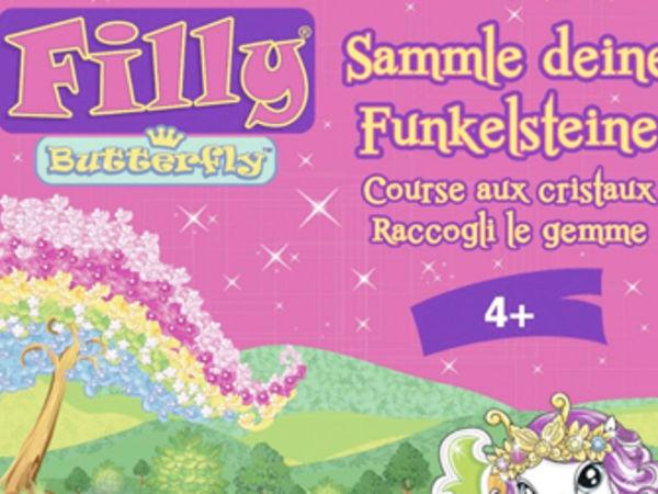 Bild zu Alle Brettspiele-Spiel Filly Butterfly: Sammle deine Funkelsteine