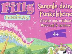 Filly Butterfly: Sammle deine Funkelsteine