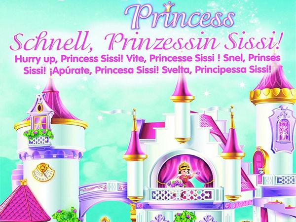 Bild zu Alle Brettspiele-Spiel Playmobil: Schnell, Prinzessin Sissi!