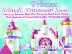 Vorschaubild zu Spiel Playmobil: Schnell, Prinzessin Sissi!