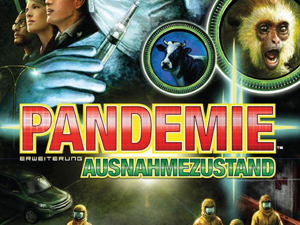 Bild zu Alle Brettspiele-Spiel Pandemie: Ausnahmezustand