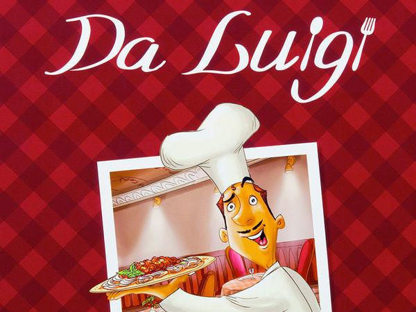 Bild zu Alle Brettspiele-Spiel Da Luigi