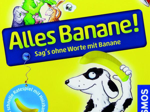 Bild zu Alle Brettspiele-Spiel Alles Banane!