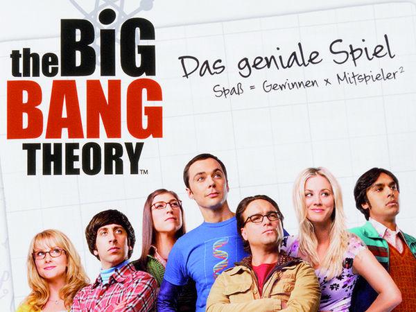 Bild zu Alle Brettspiele-Spiel The Big Bang Theory