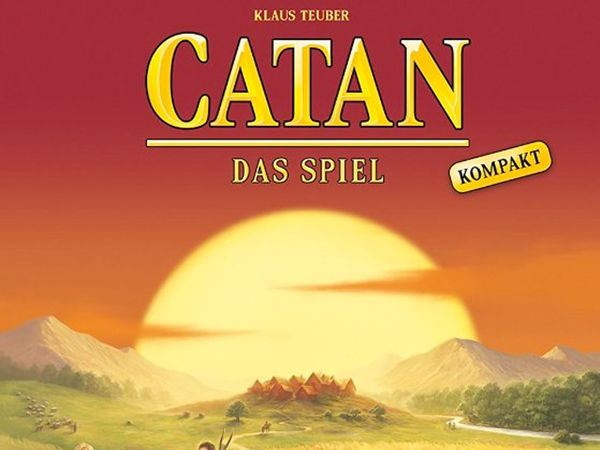 Bild zu Alle Brettspiele-Spiel Catan: Kompakt