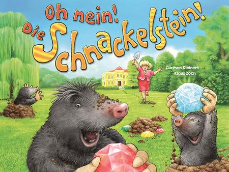 Oh nein! Die Schnackelstein!