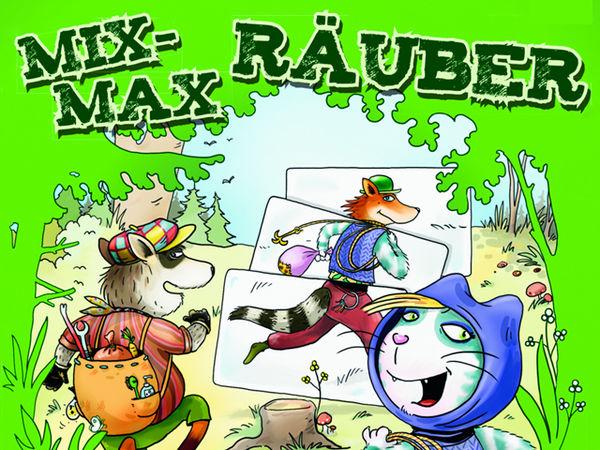 Bild zu Alle Brettspiele-Spiel Mix-Max-Räuber