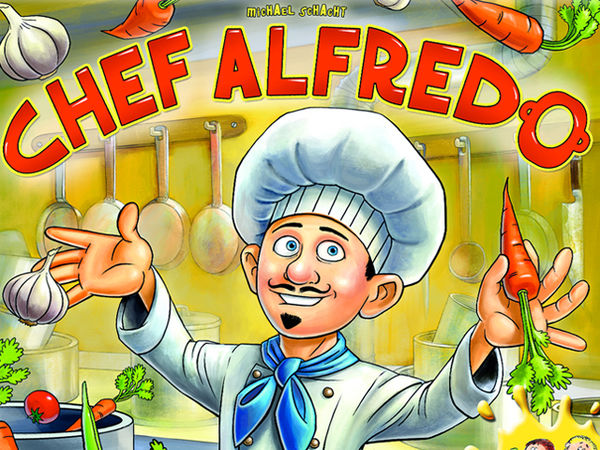 Bild zu Alle Brettspiele-Spiel Chef Alfredo