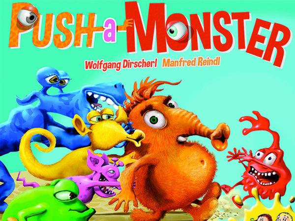 Bild zu Alle Brettspiele-Spiel Push a Monster
