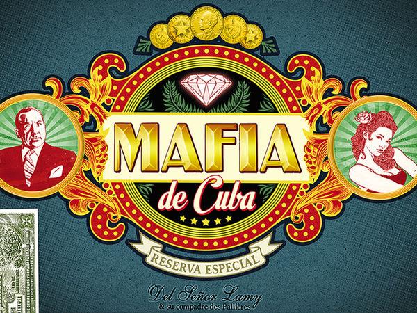 Bild zu Alle Brettspiele-Spiel Mafia de Cuba