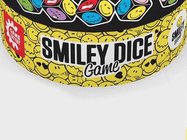 Bild zu Frühjahrs-Neuheiten-Spiel Smiley: Dice
