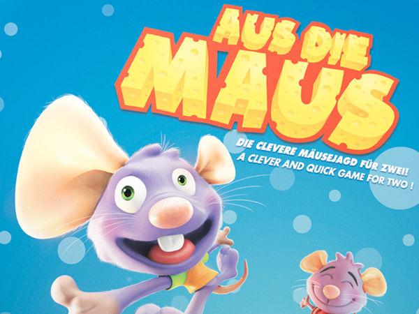 Bild zu Alle Brettspiele-Spiel Aus die Maus