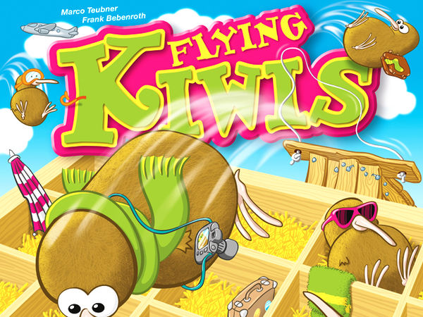 Bild zu Frühjahrs-Neuheiten-Spiel Flying Kiwis