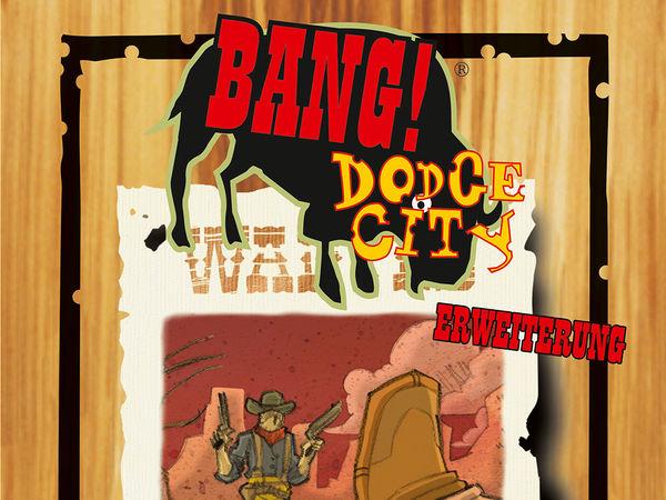 Bild zu Alle Brettspiele-Spiel Bang! Dodge City