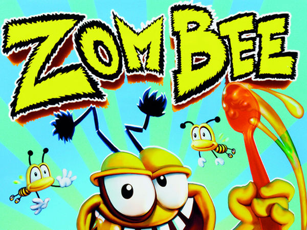 Bild zu Alle Brettspiele-Spiel ZomBee
