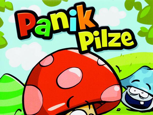 Bild zu Alle Brettspiele-Spiel Panik Pilze