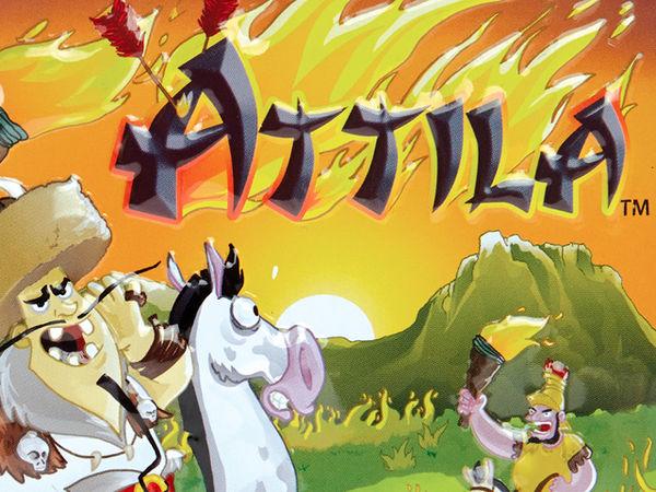 Bild zu Alle Brettspiele-Spiel Attila