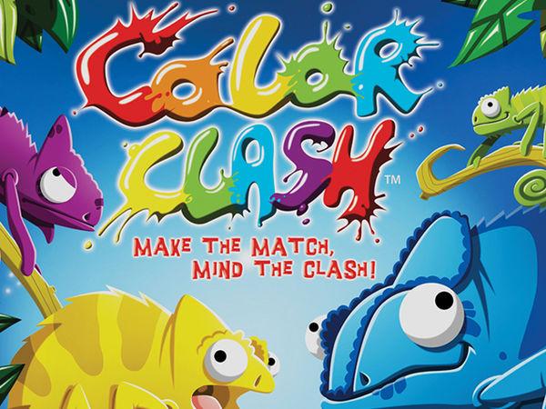 Bild zu Frühjahrs-Neuheiten-Spiel Color Clash