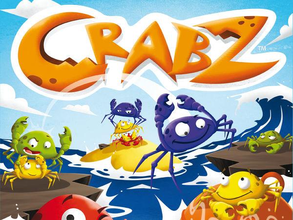Bild zu Alle Brettspiele-Spiel Crabz