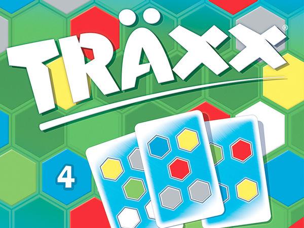 Bild zu Alle Brettspiele-Spiel Träxx: Der beste Weg gewinnt