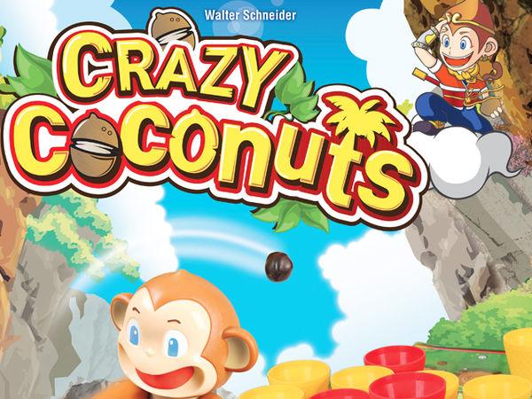 Bild zu Alle Brettspiele-Spiel Crazy Coconuts