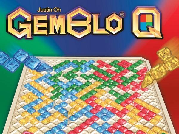 Bild zu Alle Brettspiele-Spiel GembloQ