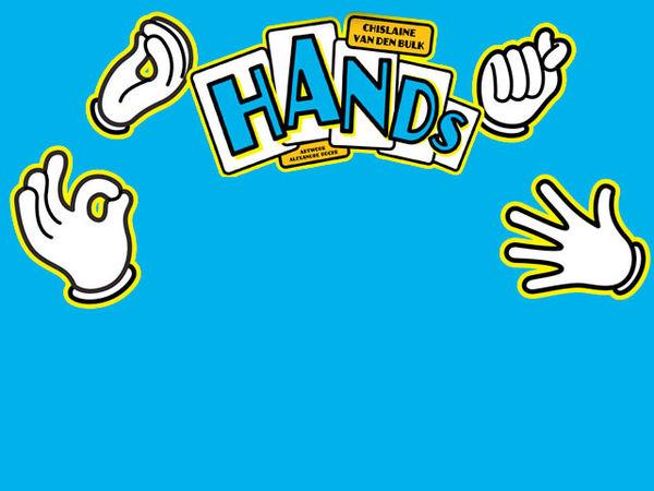 Bild zu Frühjahrs-Neuheiten-Spiel Hands