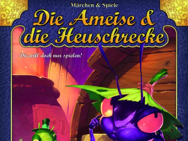 Bild zu Alle Brettspiele-Spiel Die Ameise & die Heuschrecke