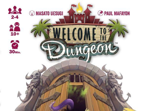Bild zu Alle Brettspiele-Spiel Welcome to the Dungeon